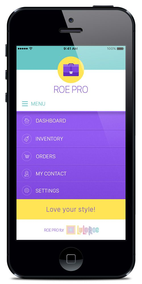 iPhone apps for LuLaRoe make buying and selling LuLaRoe items simple and quick. Roe Pro for consultants and Roe Shopper for customers. Download today!