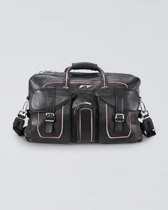 Ferrari Leather Duffel Bag: $2,975 @ Neimanmarcus.com