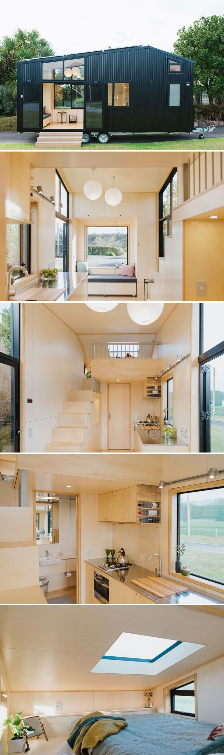 First Light Tiny House by Build Tiny