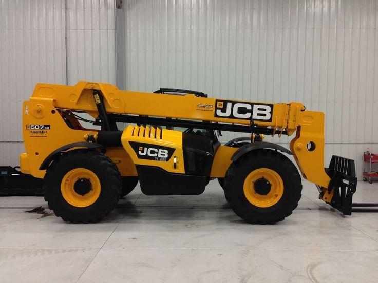 JCB 506-36 507-42 509-42 510-56 Telescopic Handler Service Repair Workshop Manual DOWNLOAD