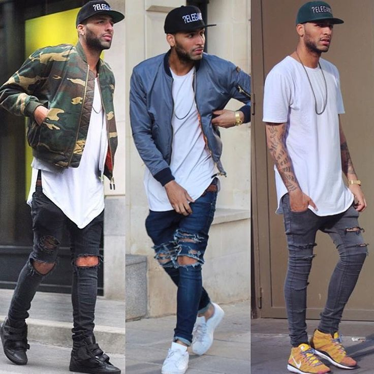 Mens urban fashion websites