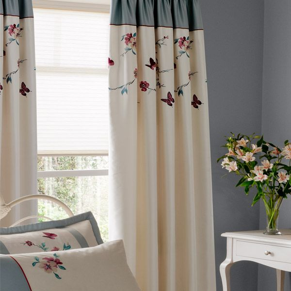 17 best ideas about Cream Pencil Pleat Curtains on Pinterest ...