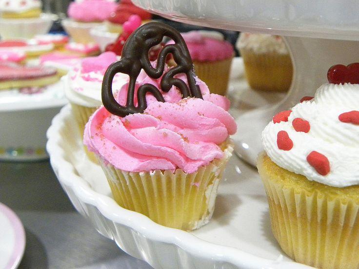 """Un cupcake es ideal para decir """"Te quiero"""""""