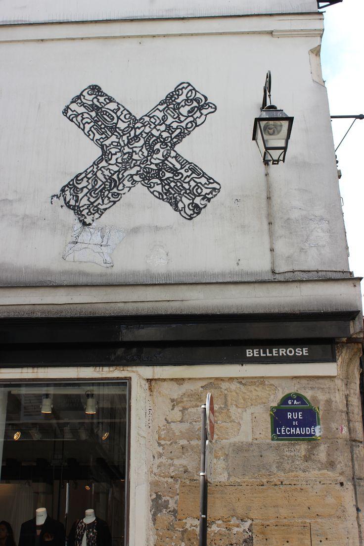 Street Art Saint Germain