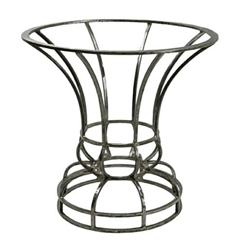 Fun Idea For Iron Table Base