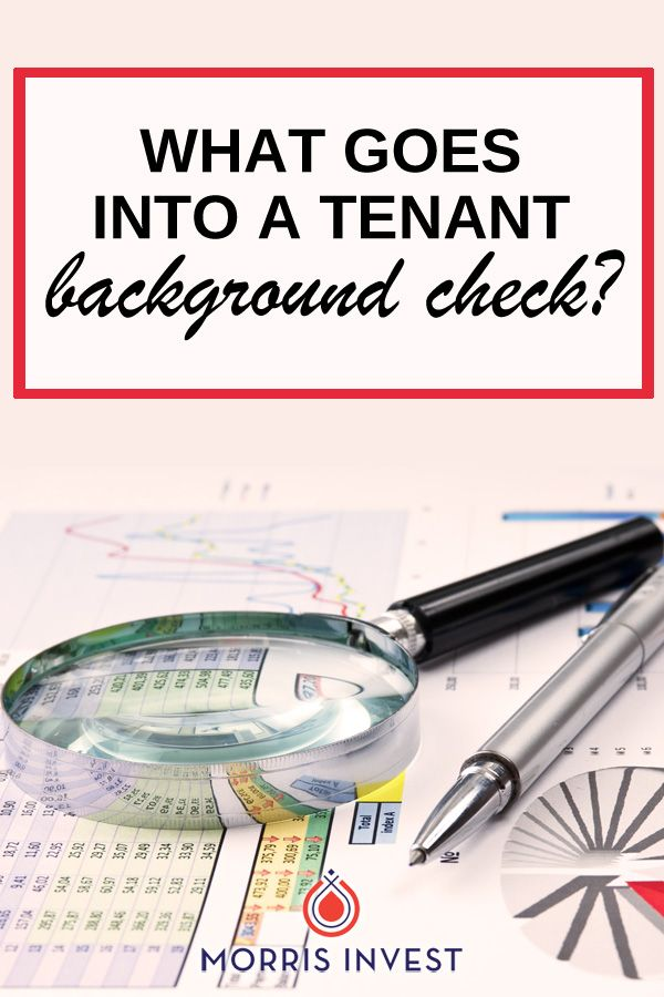 Best 25+ Tenant background check ideas on Pinterest Tenant - rental background check