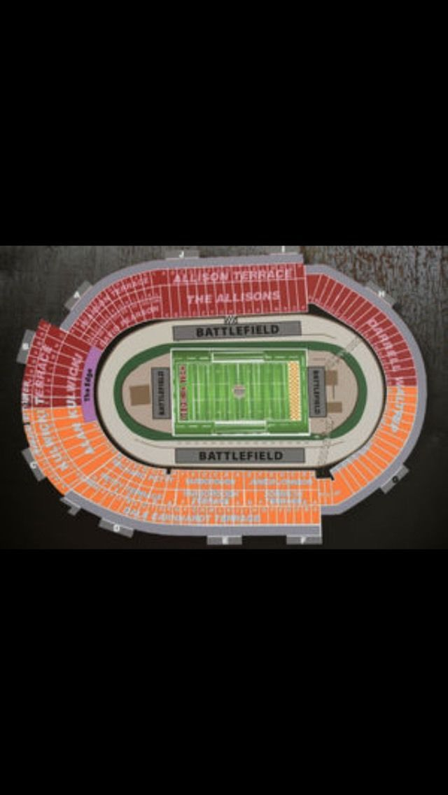Kulwicki M Row 29- seats 26-27 Will ship as soon as in hand from Bristol mailer.  #tech #kulwicki #virginia #tennessee #battle #bristol #tickets