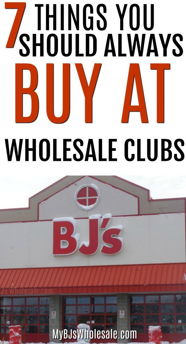 After Shopping at a wholesale club for 10 years I've learned things that are always a good deal at warehouse clubs like Costco, Sam's and BJ's Wholesale. If it's your first time shopping at a wholesale club pick up the following deals.     #warehouseclubs #wholesaleclubs #BJswholesale #costco #buyinbulk via @tasiaboland