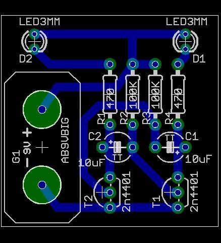 """Make hobbyist PCBs with professional CAD tools by modifying """"Design Rules"""""""