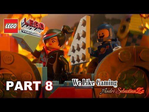 Melarikan Diri Kedasar Laut The Lego Movie Videogame Youtube