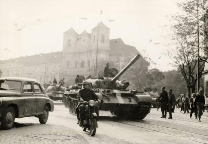 Warsaw Pact Invasion of Czechoslovakia, 1968