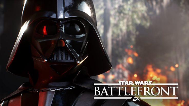 Star Wars Battlefront Reveal Trailer...O novo Star Wars Battlefront será lançado em 17 de novembro para PC, PS4 e Xbox One
