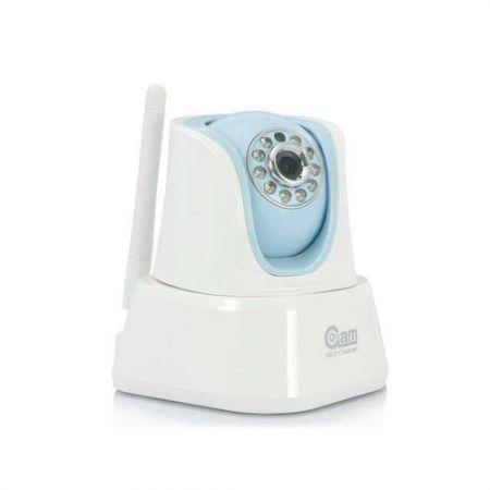 Coolcam NIP-021OAMTF M-JPEG Wireless P2P IP Camera