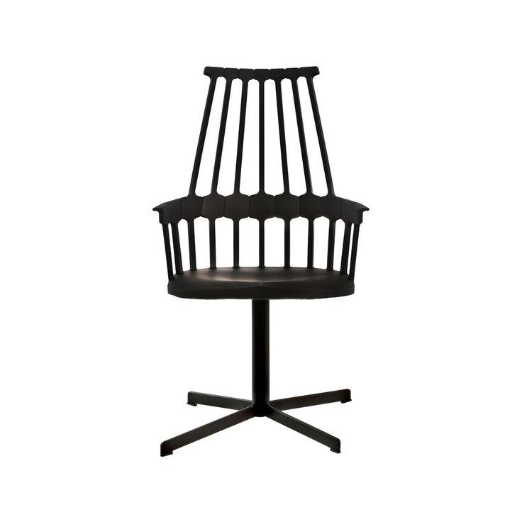 Comback karmstol - Comback karmstol - svart