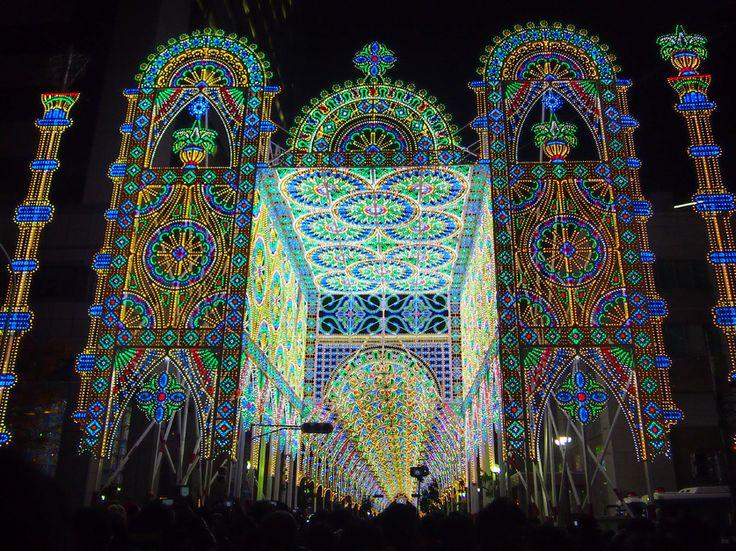 神戸ルミナリエ開幕、初の屋根付きも   ニュース   Lmaga.jp