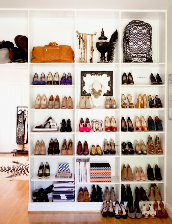 my dream closet :: Proper shoe storage