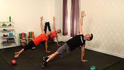 upper body workout tony horton - YouTube