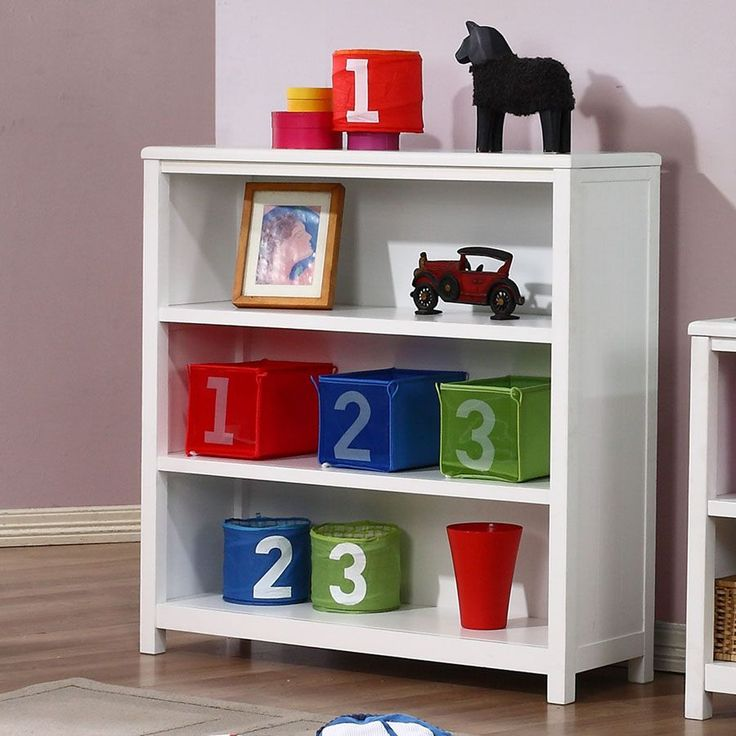 Hickory Children S Bookcase 3 Shelf Need Some Extra E This Helps You Make The Most Of Your