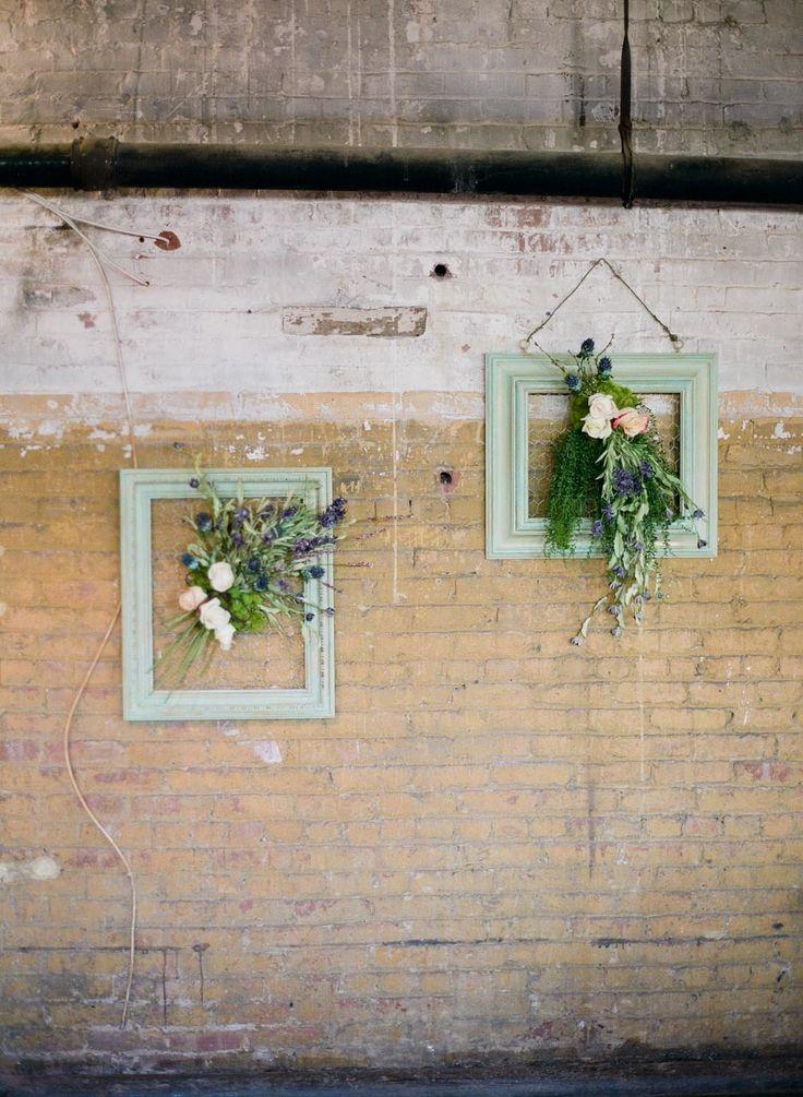 Photography: Cara Leonard Photography - caraleonardphotography.com Read More: http://www.stylemepretty.com/2015/01/19/industrial-loft-wedding/