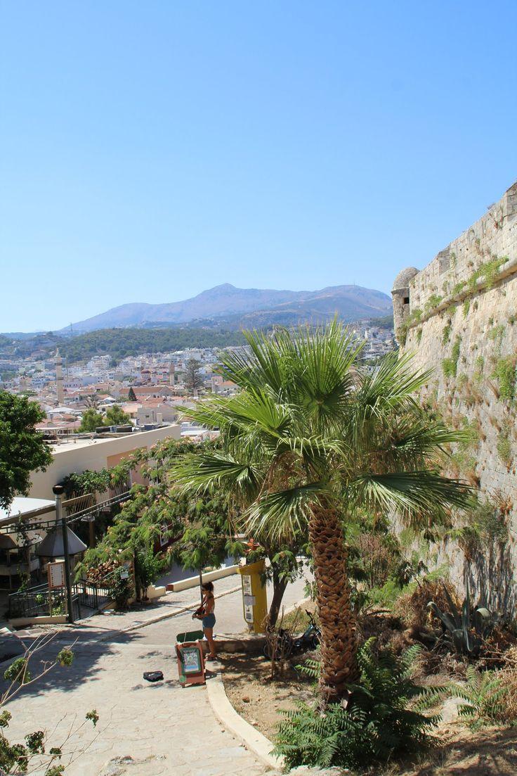 Rethymnon, Greece 🌴