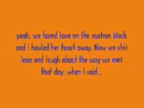 Sold (grundy county auction) -John Michael Montgomery lyrics