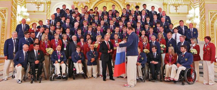 Russian Paralympic Team Banned From Rio 2016 Pending Appeal #Russia #paralympicgames #rio2016