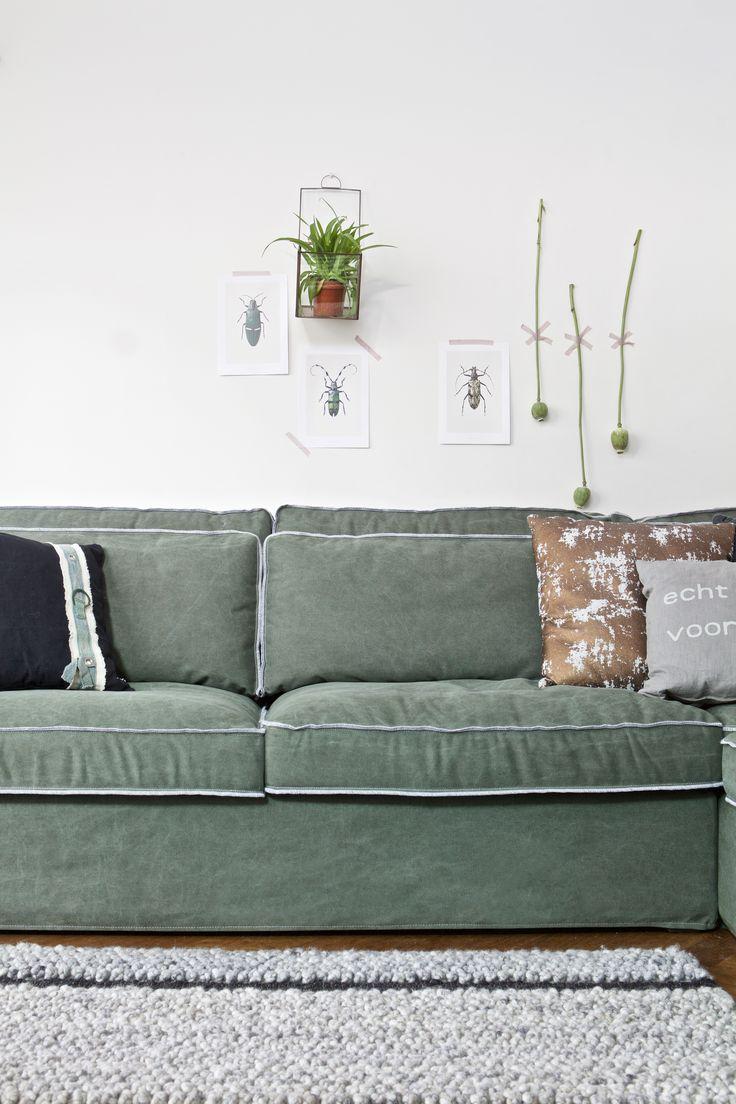 Meer dan 1000 ideeën over groene bank op pinterest   groene ...