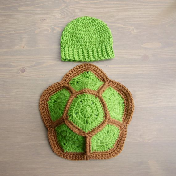 Hey, I found this really awesome Etsy listing at https://www.etsy.com/ca/listing/209591545/crochet-turtle-costume-crocheted-baby