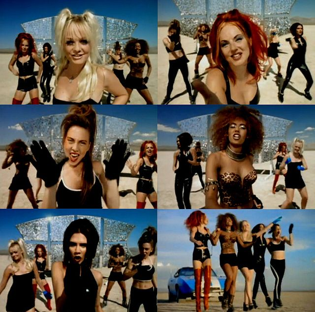 The Spice Girls - Say You'll Be There