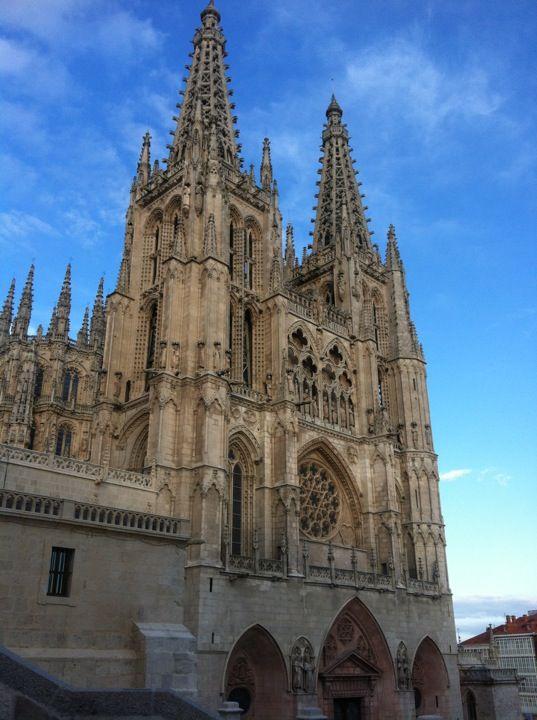 Catedral de Burgos en Burgos, Castilla y León