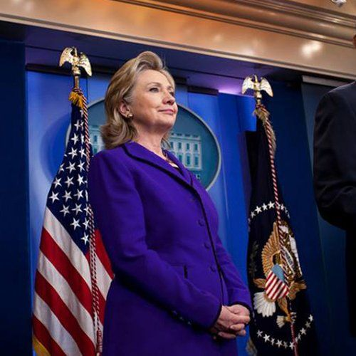 Hillary Clinton is running for President as a Democrat. Check out her website at hillaryclinton.com. #Hillary2016
