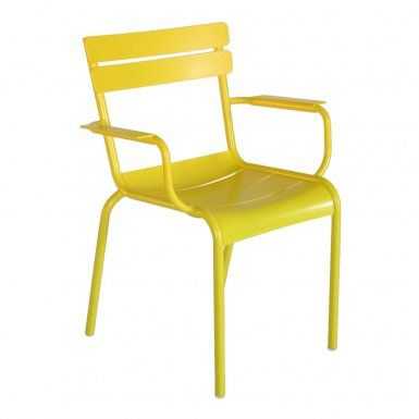 Luxembourg Stacking Armchair Karmstol Fermob L 228 Nna
