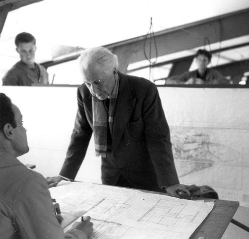 Les 46 meilleures images du tableau frank lloyd wright sur - Frank lloyd wright architecture organique ...