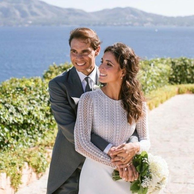 Published Photos From The Wedding Of Rafael Nadal Rafael Nadal Rafa Nadal Rafael Nadal Girlfriend