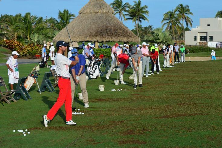 El Regional de la Costa - La segunda ronda del Acapulco Classic de golf fue para Manuel Inman