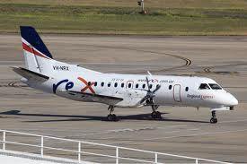 Rex Regional Express - Saab 340 - MEL - Nazarinia