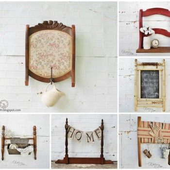 7 Decorative Uses For An Old Broken Chair Http://www.recyclart. Recycling  IdeasRepurposed ...