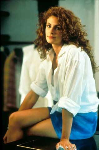 The 37 best curly hair moments of all time — Julia Roberts