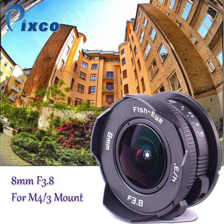 Buy US $61.66  8mm F3.8 fisheye Lens C mount Lens Wide Angle Fish-eye For Micro Four Thirds Camera M43 for LUMIX GX8 GX85 G7 E-M5 E-M10II E-PL8  #fisheye #Lens #mount #Wide #Angle #Fisheye #Micro #Four #Thirds #Camera #LUMIX #EMII  #OnlineShop