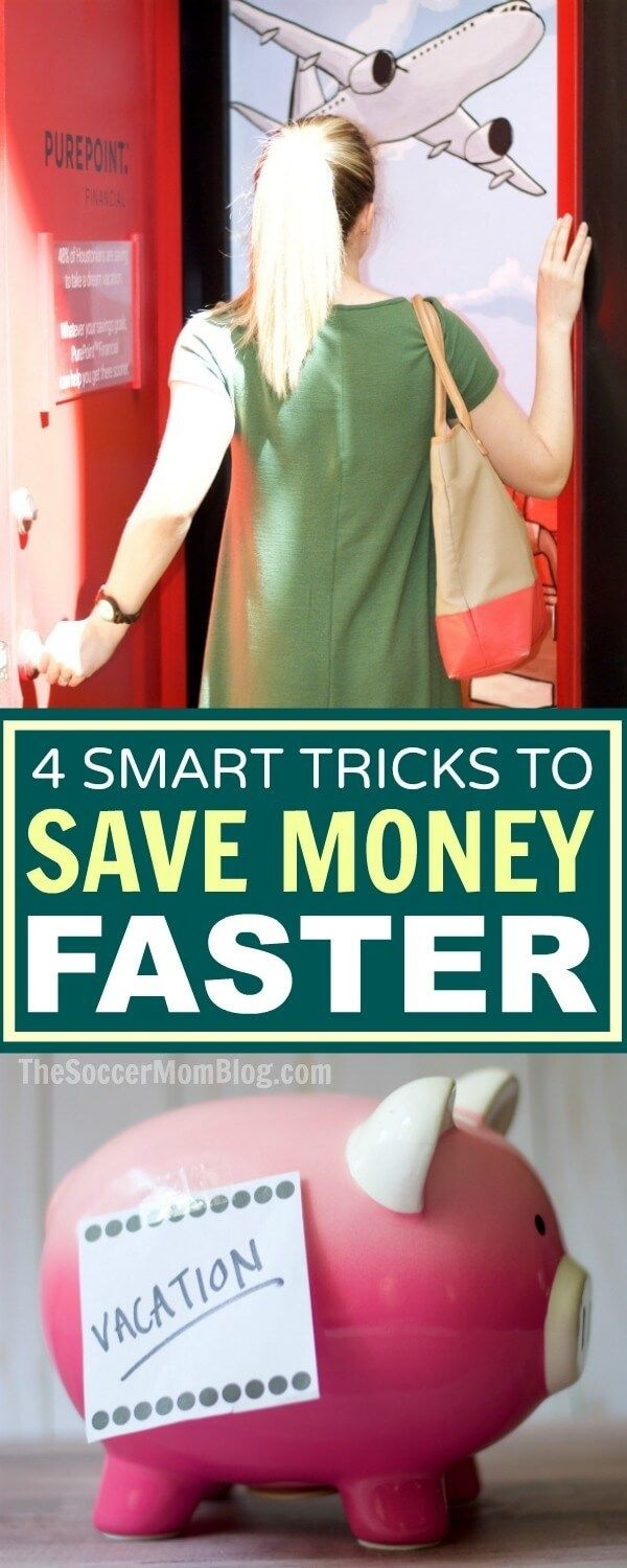 Where your put your money makes all the difference in how fast it grows! How to choose the best savings account + 4 tricks to save money faster. (ad)