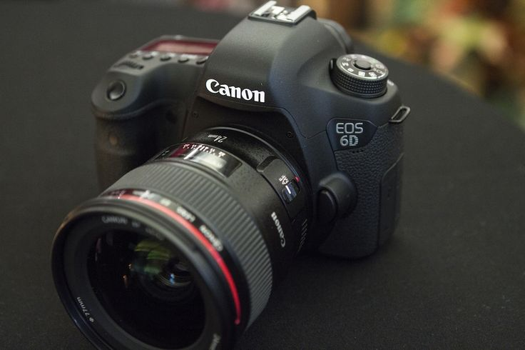 Hands On With The Canon 6D, An Affordable Full-Frame With Wi-Fi On Board