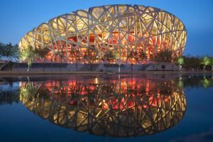 Big Buildings Designed for Sports and Entertainment: The 2008 Olympic Stadium, the Beijing National Stadium