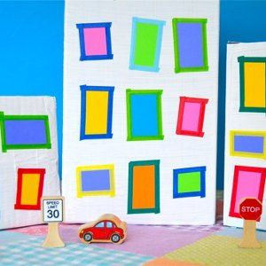 27 Rainy Day Crafts and Cool Games for Kids