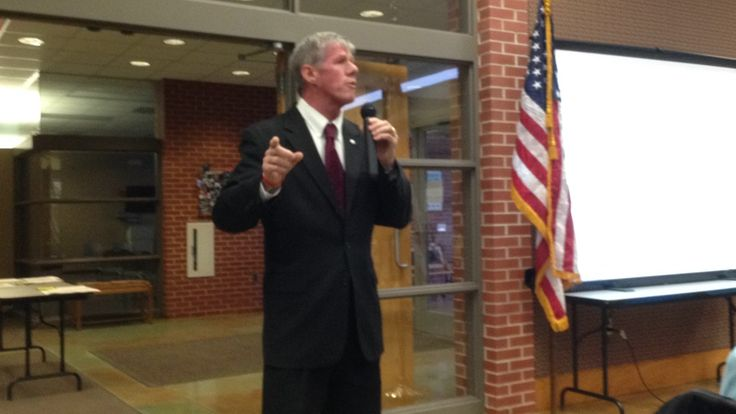 Candidates Speak at March Polk County GOP Central Committee Meeting | Caffeinated Thoughts
