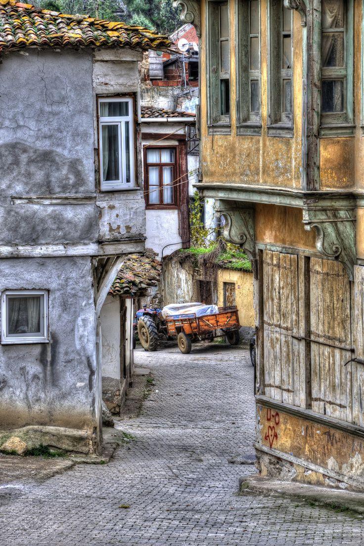 Anatolian village - Tirilye -Bursa