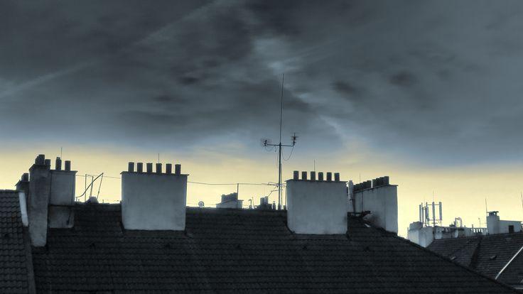 Střechy | Žižkov | Prague