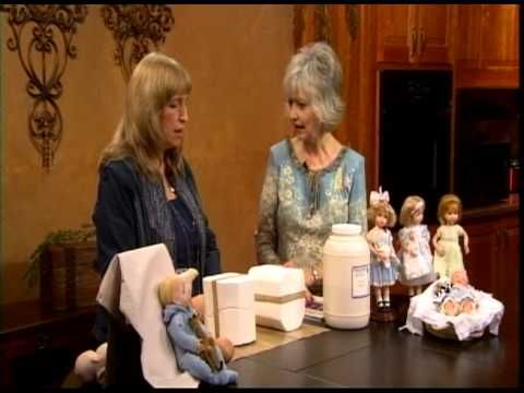 Porcelain Doll Making