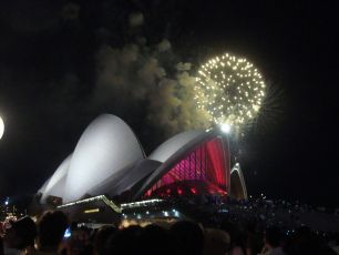 New Year's Eve Down Under #Australia #Travel #NYE #Sydney