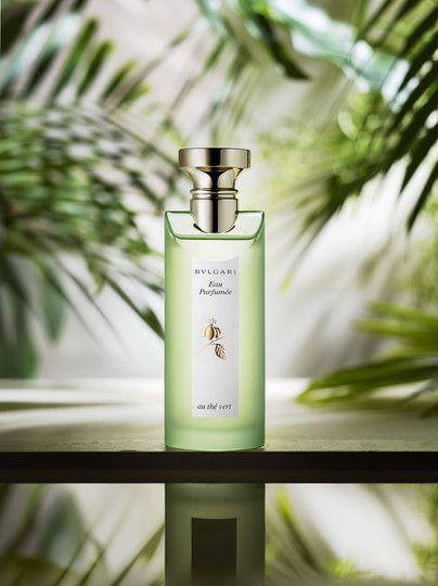 Still life photographer Candice Milon - Bvlgari Eaux Parfumées #stilllife #plant