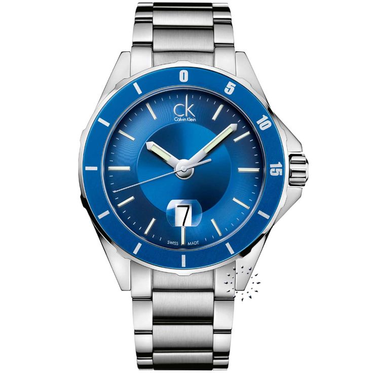 Calvin KLEIN Play Stainless Steel Bracelet Η τιμή μας: 230€ http://www.oroloi.gr/product_info.php?products_id=29194